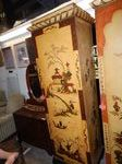 Beautiful Asian style cabinet, 2 of...